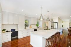 Kitchen-with-study-nook-Townsville