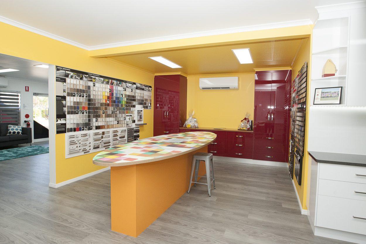 Kitchen Showroom - Bill & Ben The Cabinet Men Townsville