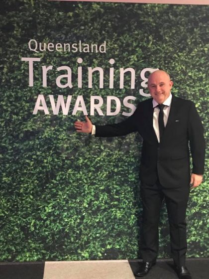 Bill & Ben The Cabinet Men North Qld Training Awards Winners